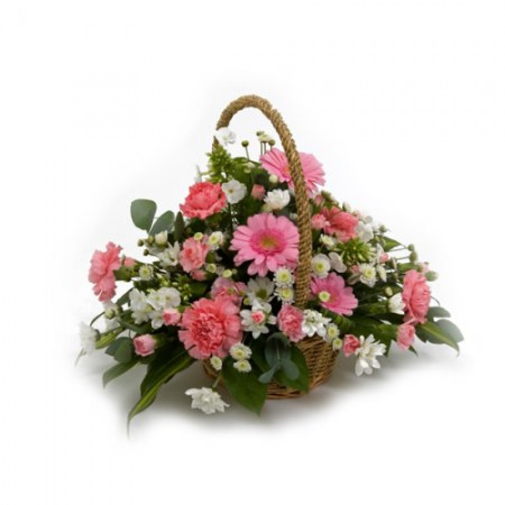 Pretty Basket Fleurtations Florist