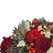 Ruby Spice Bouquet